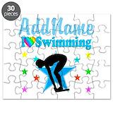 Swimming puzzles born to swim Puzzles