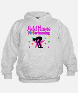 LOVE SWIMMING Hoody