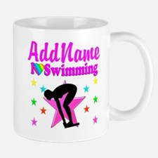 LOVE SWIMMING Mug