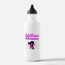 LOVE SWIMMING Water Bottle
