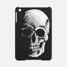 chalk skull sketch iPad Mini Case