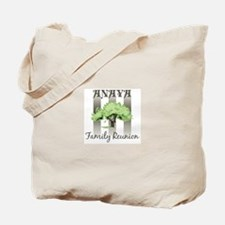 ANAYA family reunion (tree) Tote Bag