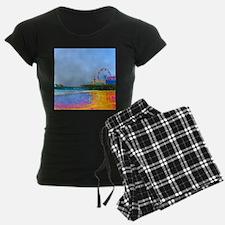Funky Pixels Pier Pajamas