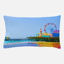 Funky Pixels Pier Pillow Case