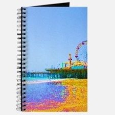 Funky Pixels Pier Journal