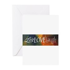 Funny Calligraphy Greeting Cards (Pk of 10)