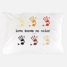 love knows no color Pillow Case