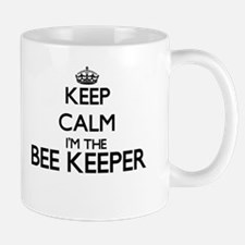 Keep calm I'm the Bee Keeper Mugs