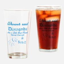 Cute Bsl Drinking Glass