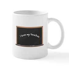 Love My Teacher Mugs