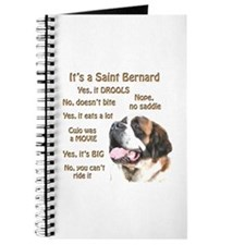 Saint Bernard FAQ Journal