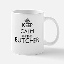 Keep calm I'm the Butcher Mugs