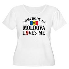Somebody In Moldova T-Shirt