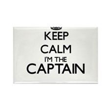 Keep calm I'm the Captain Magnets