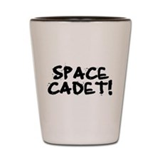 SPACE CADET Shot Glass