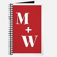 Monogram Plus Monogram Journal