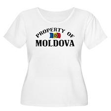 Property Of Moldova T-Shirt