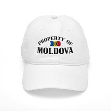 Property Of Moldova Baseball Cap