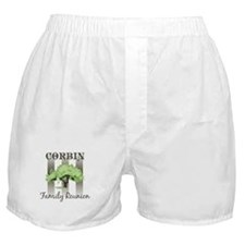 CORBIN family reunion (tree) Boxer Shorts