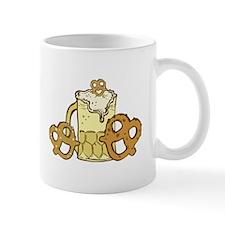 Beer & Pretzels Mugs