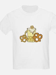 Beer & Pretzels T-Shirt