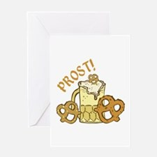 Prost! Greeting Cards