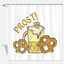Prost! Shower Curtain