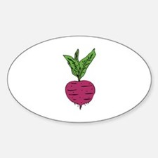 Beet Decal
