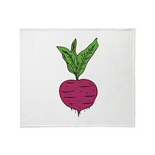 Beet Throw Blanket
