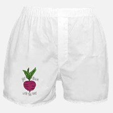 With The Beet Boxer Shorts