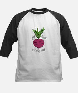 With The Beet Baseball Jersey