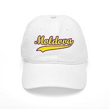 Retro Moldova Baseball Cap