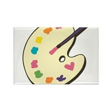 Cool Hobbies Rectangle Magnet (10 pack)
