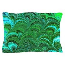 Bright Wild Green Pillow Case