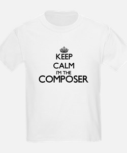 Keep calm I'm the Composer T-Shirt