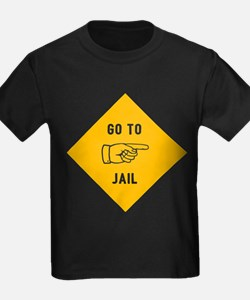 Go To Jail T