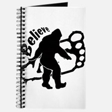 Bigfoot Believe Journal
