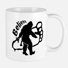 Bigfoot Believe Mug