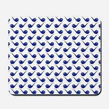 Cute Hip Pipe Tile Pattern Mousepad