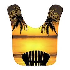 Beach Sunset Bib