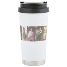 Unique Working girl Travel Mug