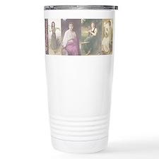 Unique Bouguereau Travel Mug