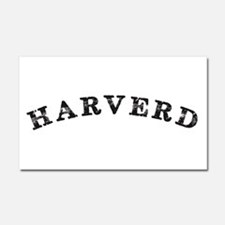 Harverd Car Magnet 20 x 12