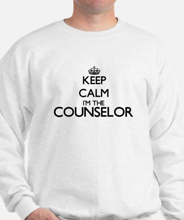 Keep calm I'm the Counselor Sweater