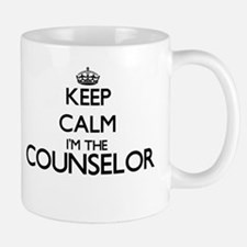 Keep calm I'm the Counselor Mugs