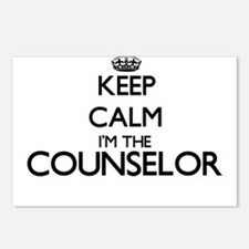 Keep calm I'm the Counsel Postcards (Package of 8)
