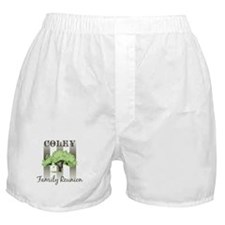 COLEY family reunion (tree) Boxer Shorts