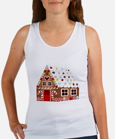Gingerbread HOUSE Tank Top