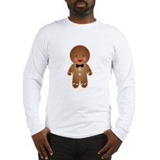 Gingerbread BOY Long Sleeve T-Shirt