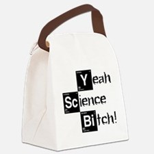 Yeah, Science! Meme Canvas Lunch Bag